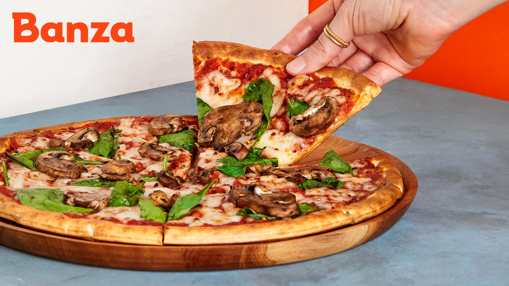 Oath Pizza now has gluten-free, Banza Chickpea Crust available on any craft or build your own pizza