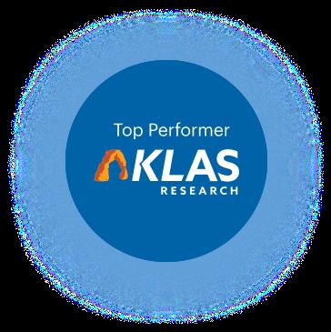 KLAS top performer