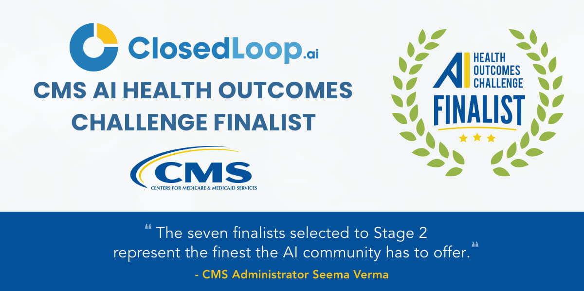 ClosedLoop - CMS AI health finalist
