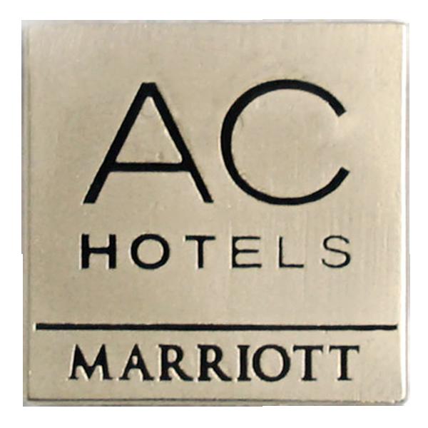 marriott enamel pins