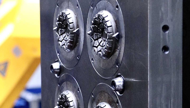 Hochpräzisionsteile aus Metall