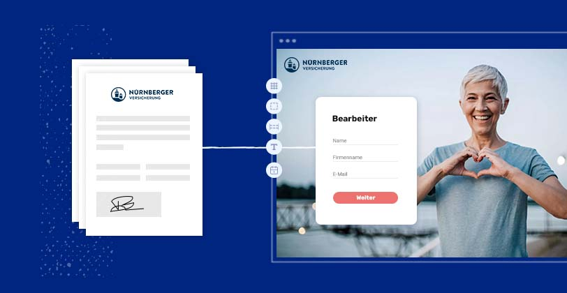 How NÜRNBERGER Insurance deployed a new digital journey for customer service in 6 weeks, helping their customers mitigate the impact of COVID-19