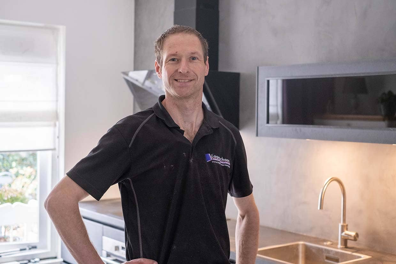 Keukenmonteur Lageschaar