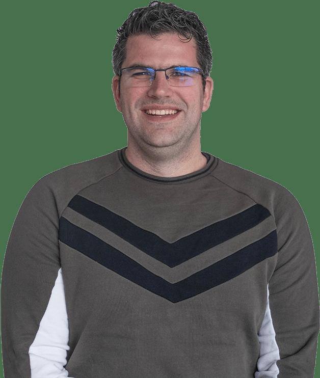 Directeur Joost Beerendsen van Lageschaar