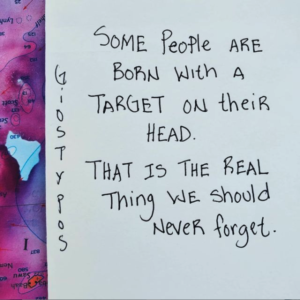A truth most of us don't think about. . . . . . #poetry #poetrycommunity #poetsofinstagram #florida #tampaflorida #writersofinstagram #targetedindividuals #poetforhire #writingcommunity #love #streetpoetry #helpothers #communityovercompetition #elevate #truth #thoughts #thinking #truthhurts #handwriting #handwritten #stpetersburgflorida