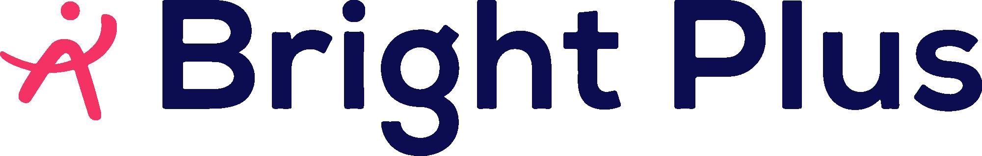 Bright Plus logo
