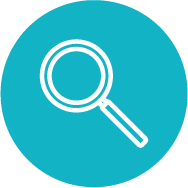 Step 2: Search Icon This step indicates that users can search for medical electives abroad, medical work experience, volunteer programs, clerkships, and observerships in the US.