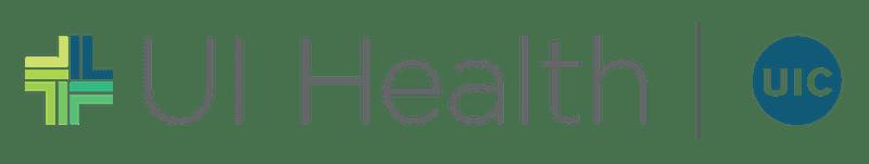 UIC Health Logo