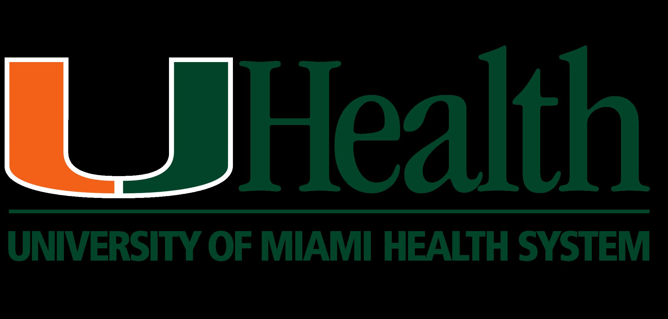 University of Miami Health System Logo