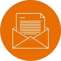 orange letter of recommendation icon Earn an LoR to validate your medical work experience abroad and help you when applying to the match.