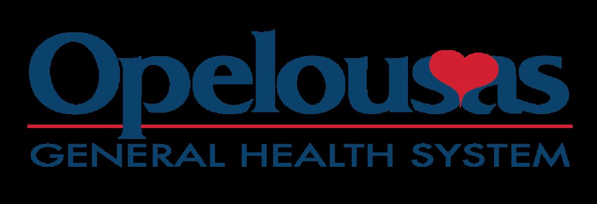 Opelousas General Health System Logo