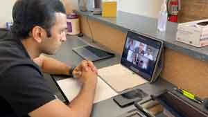 patient-focused virtual program