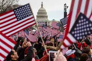 Biden Inauguration Photo