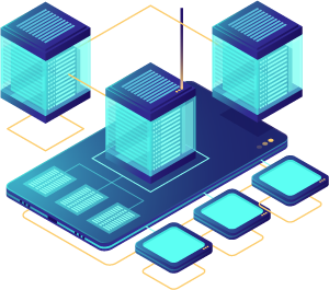 Illustration of enterprise scale