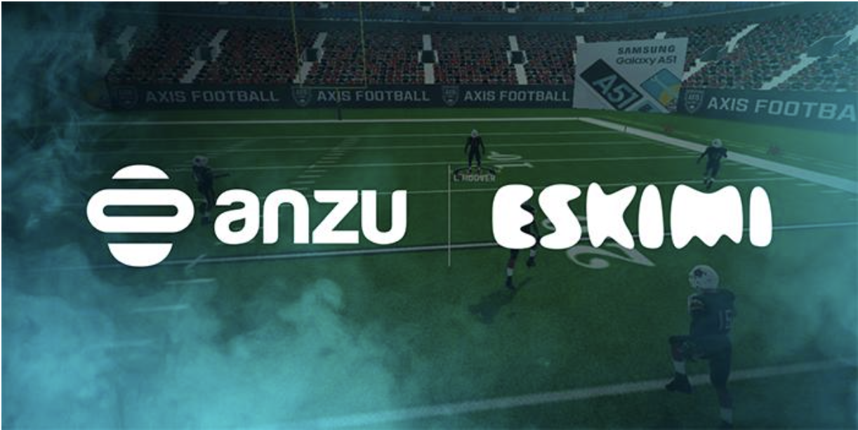 Eskimi and Anzu Partner to Offer Programmatic Blended In-game Advertising to Brands Across the World
