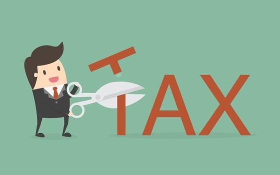 cutting tax
