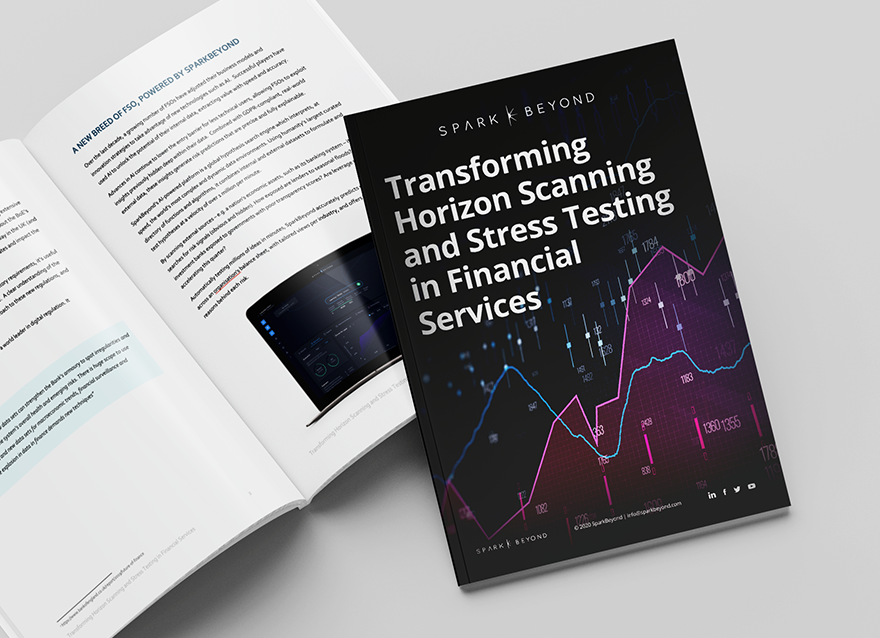 Horizon Scanning & Stress Testing in Financial Services