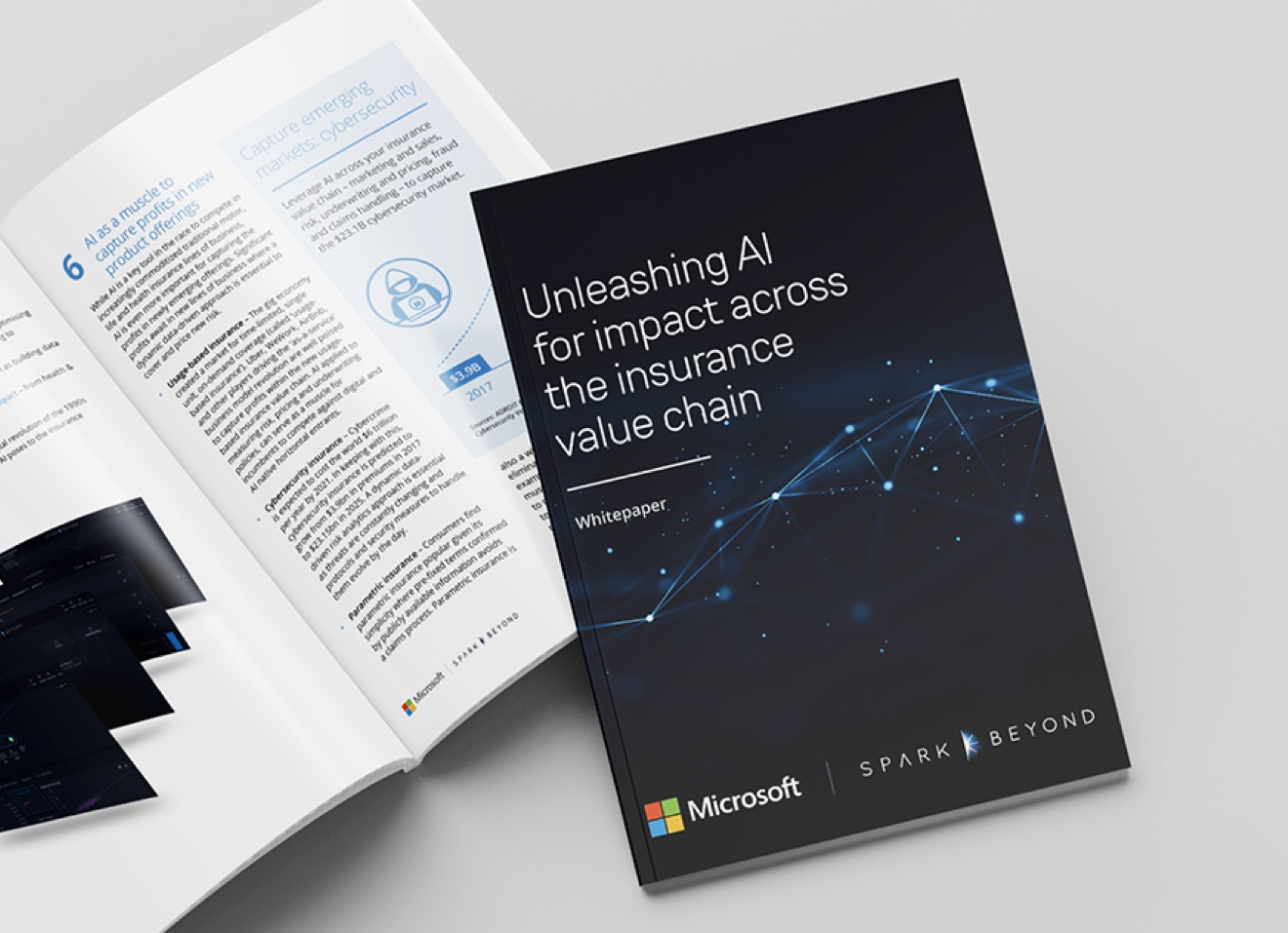 Unleashing AI for impact across the insurance value chain
