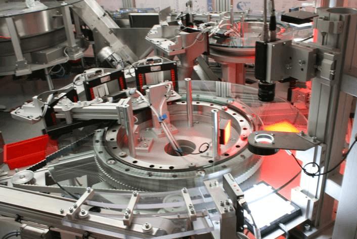 A part sorting machine