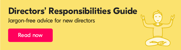 Your responsibilities as a Director