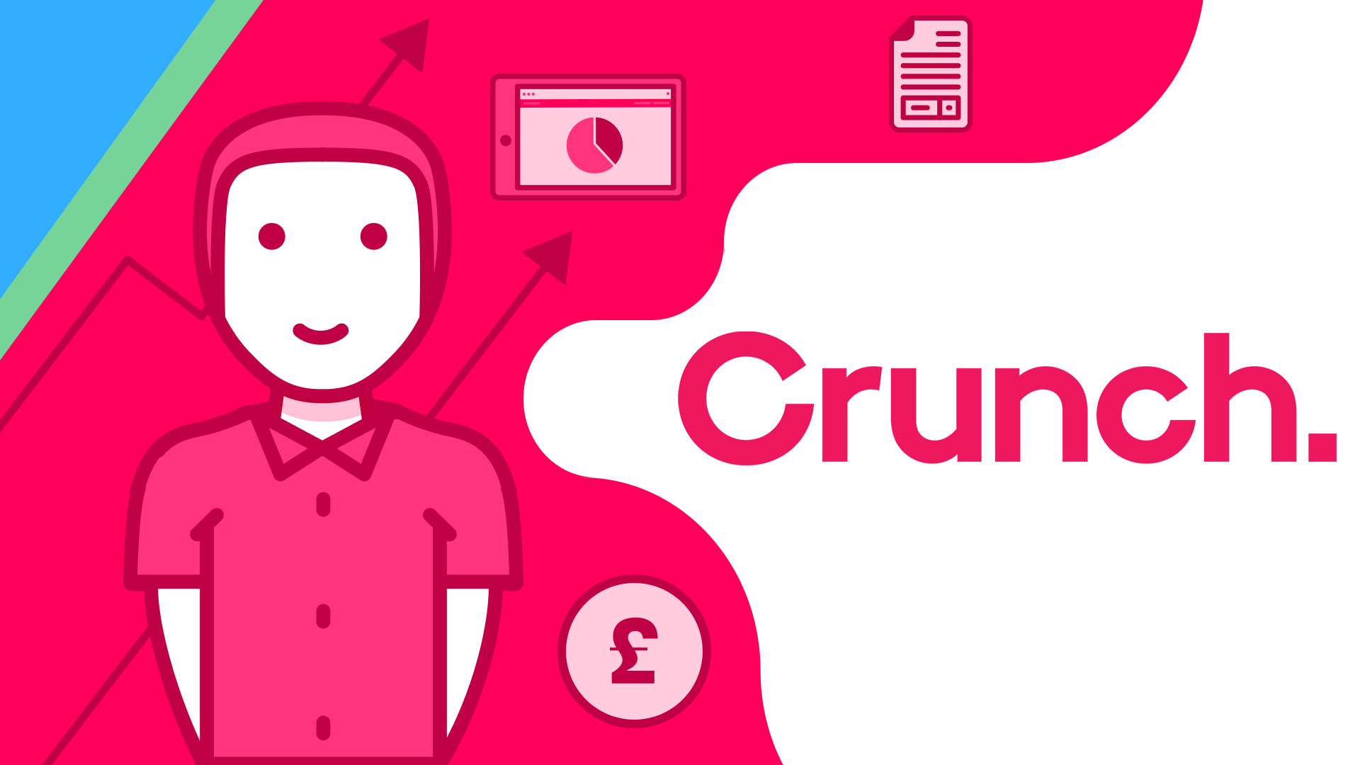 Crunch explained in 90secs - Online Accounting, Expert Advice, Real People