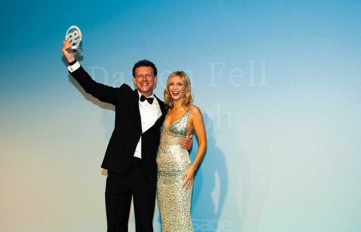 Darren Fell wins award