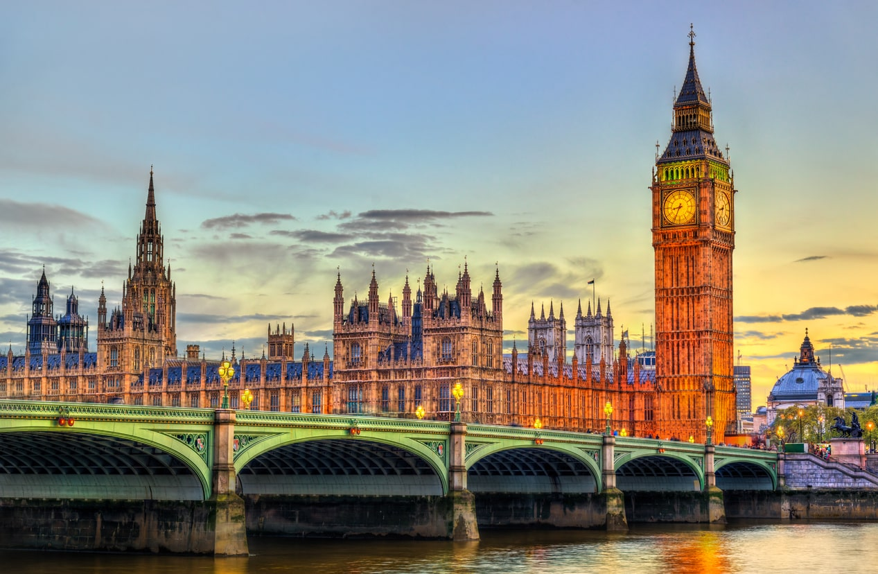 What is the Trade Union Bill (2016)? Image of the UK Houses of Parliament