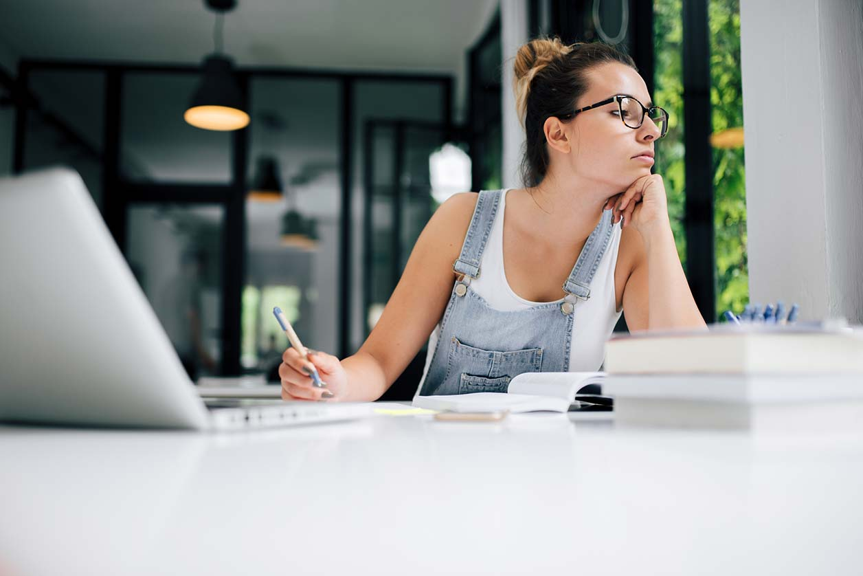 Staying motivated when self-employed
