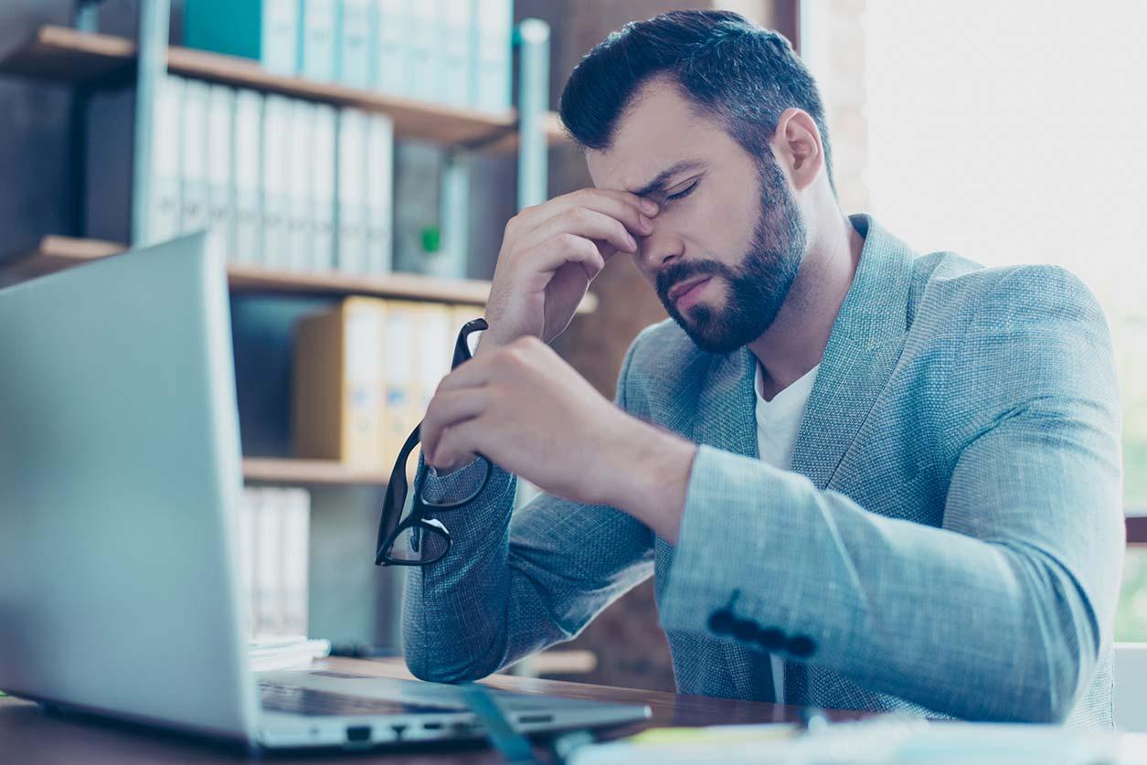 A frustrated freelancer