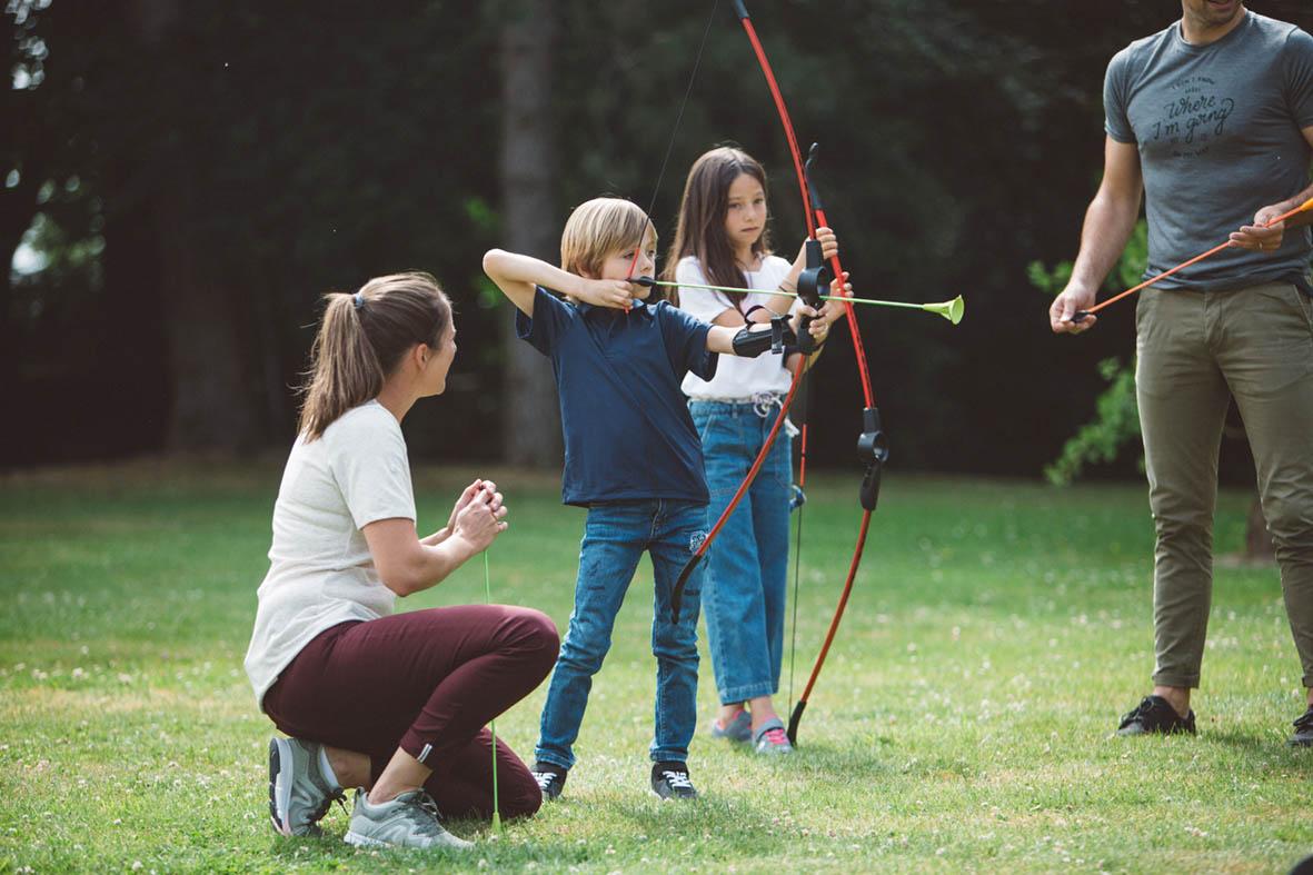 Kids archery sets, soft archery set, family fun activity ideas
