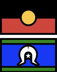 Aboriginal & Torres Straight Islander land acknowledgement
