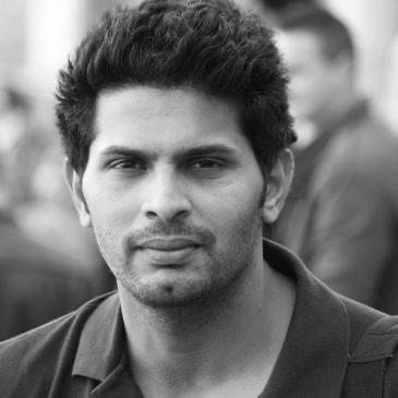 Co-Founder Ashwin Rajeev
