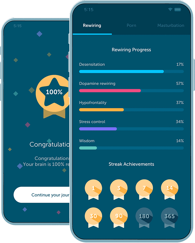 Brainbuddy porn addiction app improvements