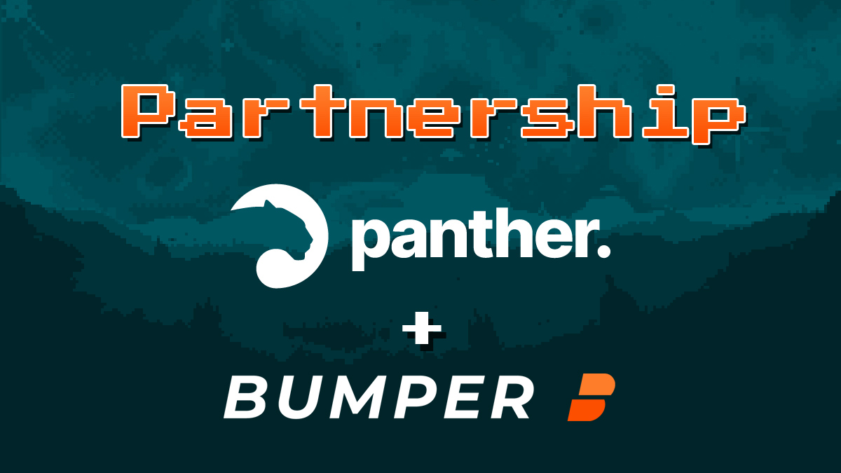 Bumper and Panther announce partnership to bring privacy and asset-protection to the DeFi experience