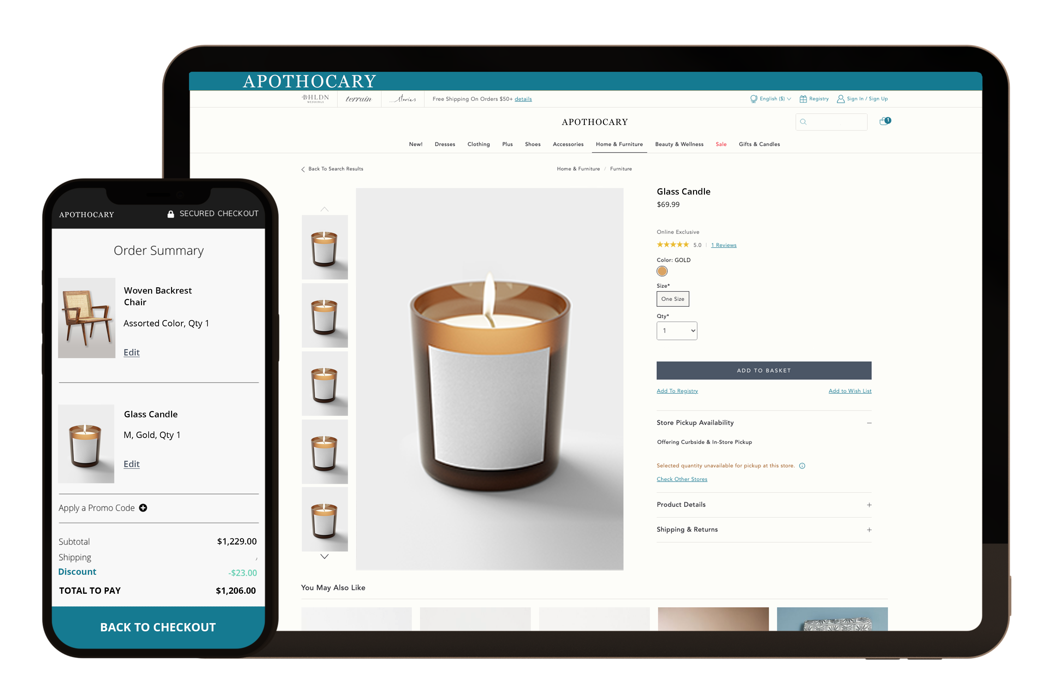 Brand Consistency Checkout Page for Magento, WooCommerce, Shopify, and WooCommerce