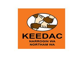 KEEDAC logo