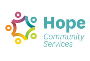 Hope Community Services logo