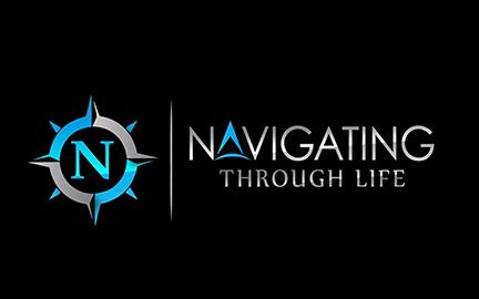 Navigating through life logo