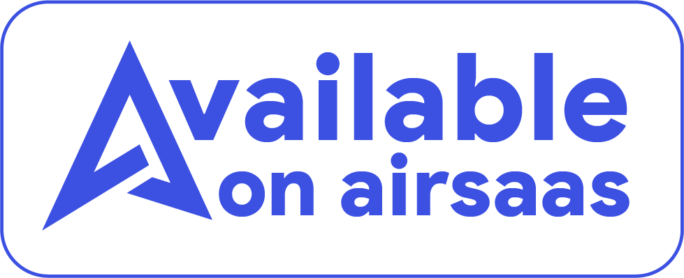 Available on AirSaas
