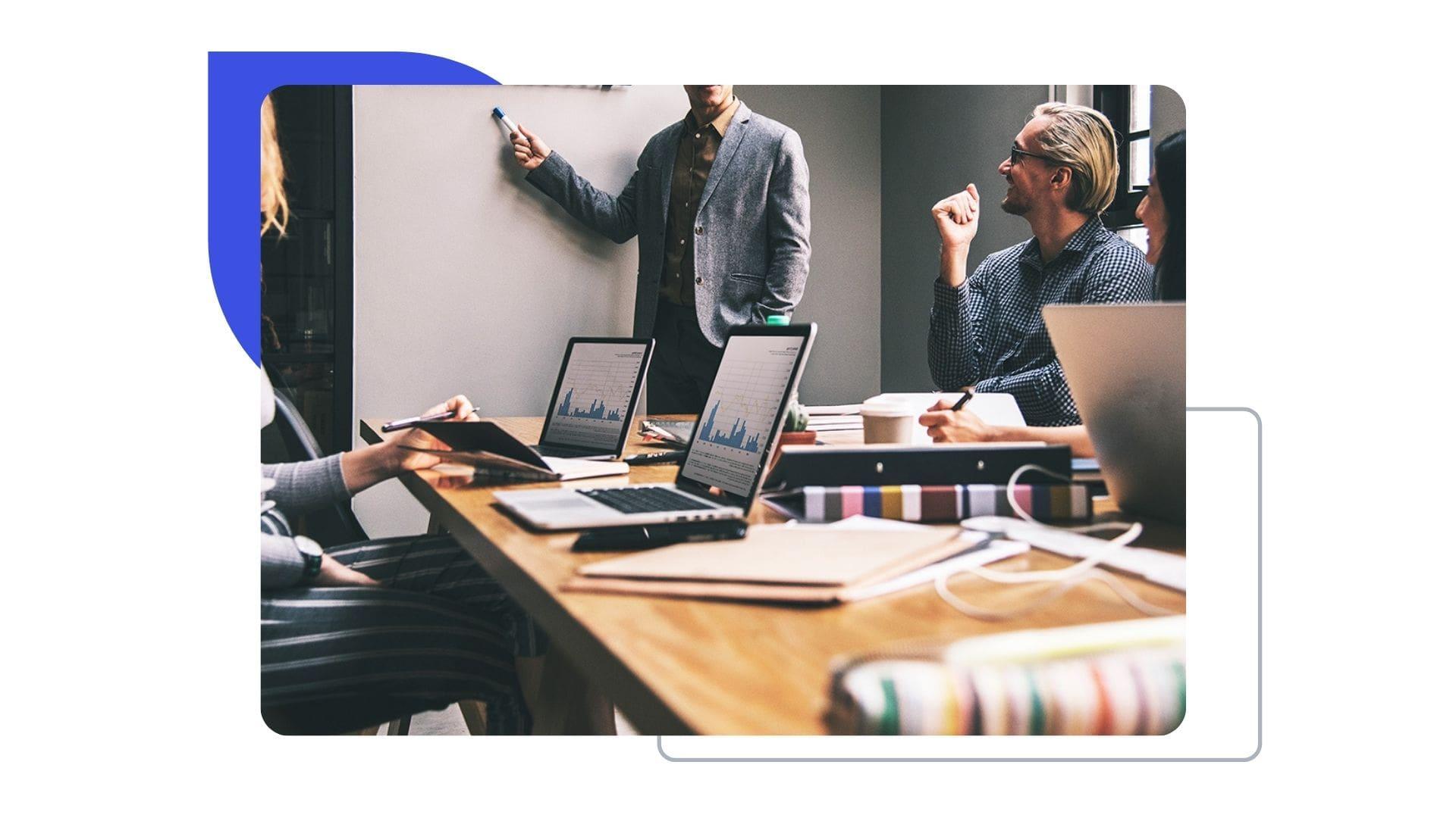 Adaptez votre niveau de communication en fonction des acteurs présents à la réunion