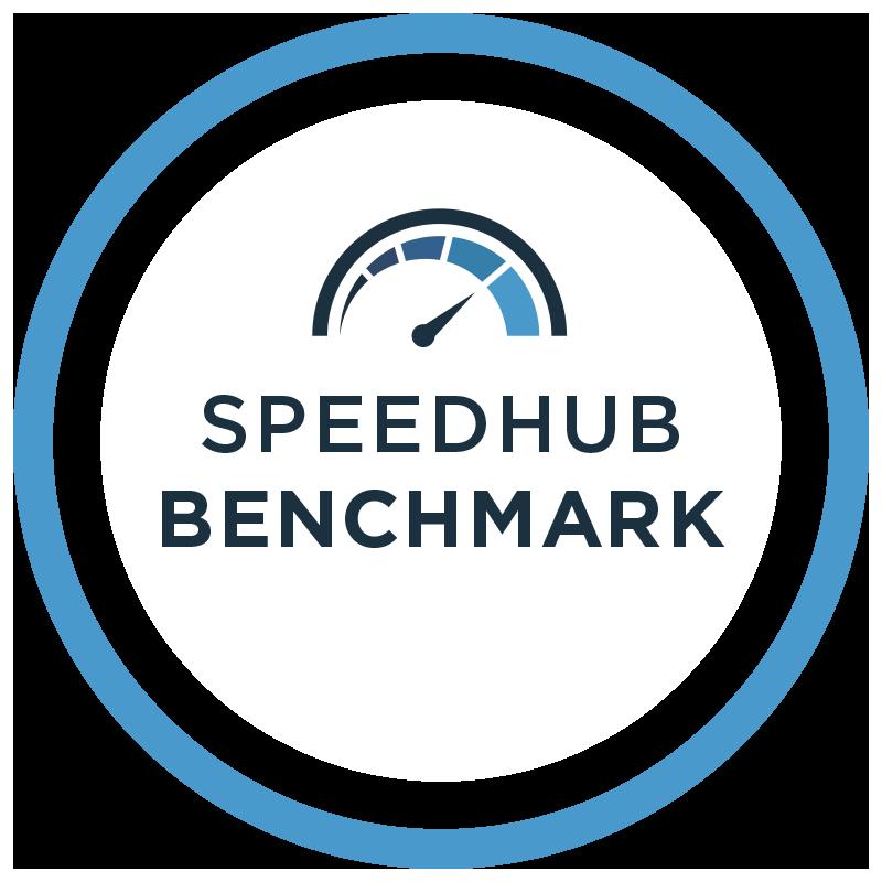 Speed Hub Benchmark Logo
