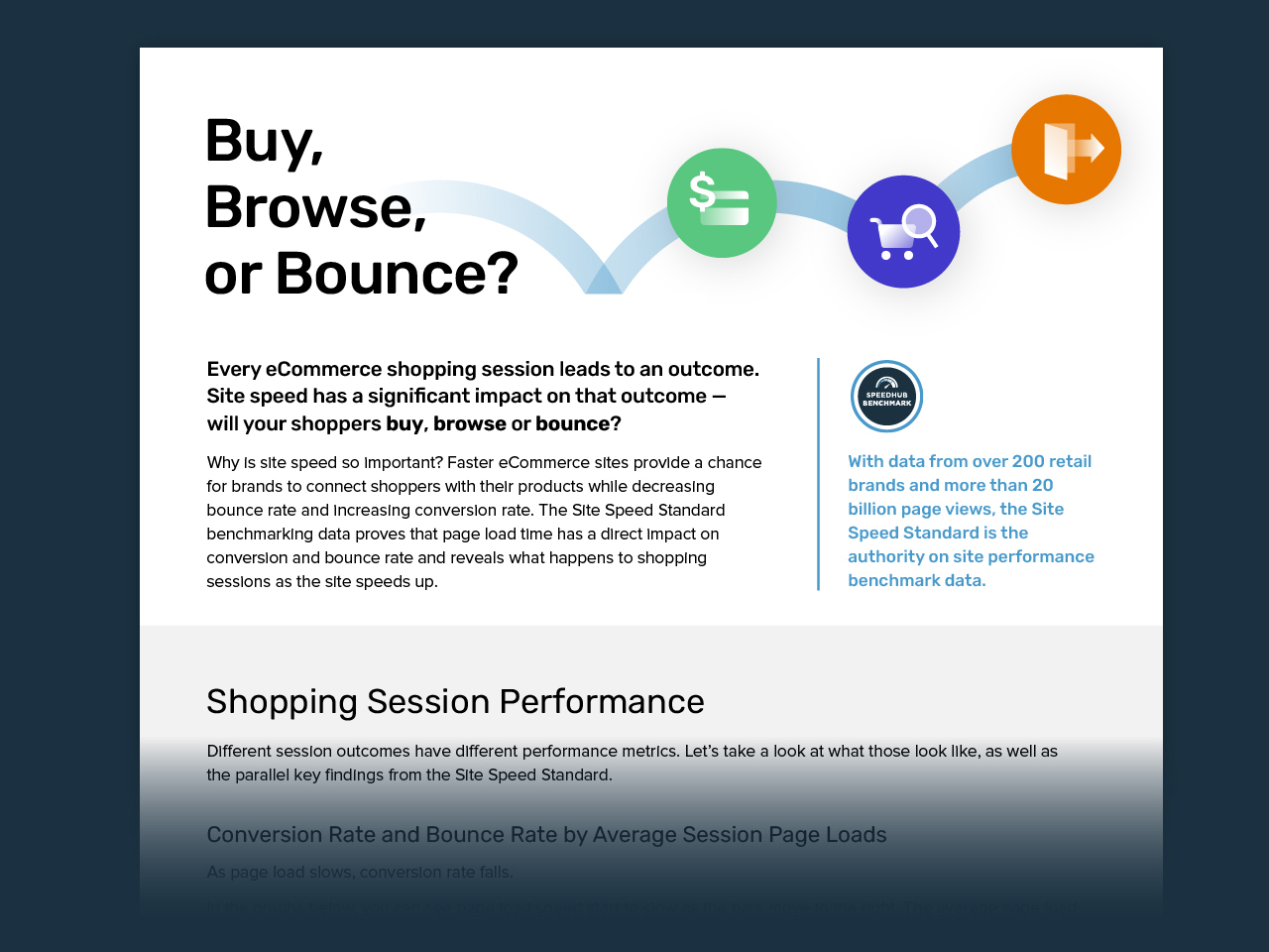 Buy, Browse, or Bounce? Report. Download Today