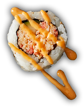Ah-So Sushi maki roll