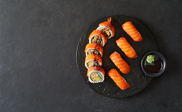 Ah-So Sushi Fine Foods Inc. Gallery food image 1