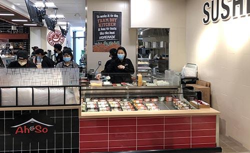 Ah-So Sushi Locations Canada Ontario Quebec gallery 7