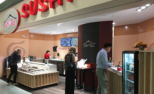 Ah-So Sushi Locations Canada Ontario Quebec gallery 3