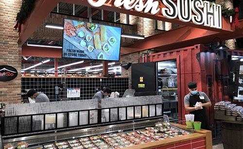 Ah-So Sushi Locations Canada Ontario Quebec gallery 1