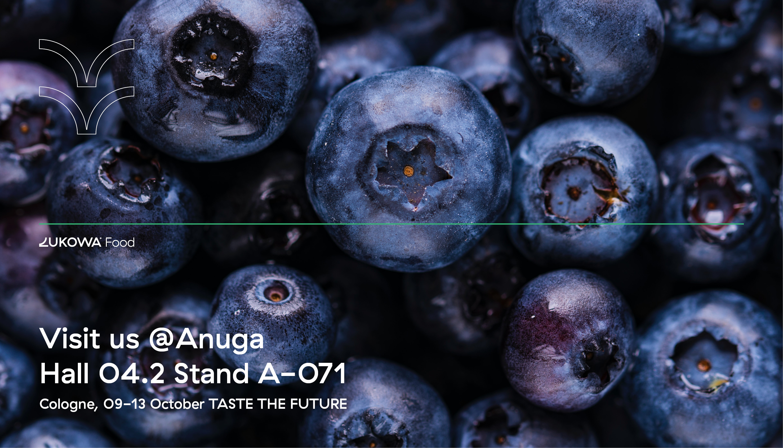 LUFO Anuga 2021 website banner