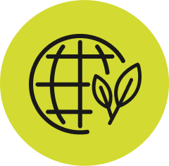 Plant trees the right way: native species - Icon