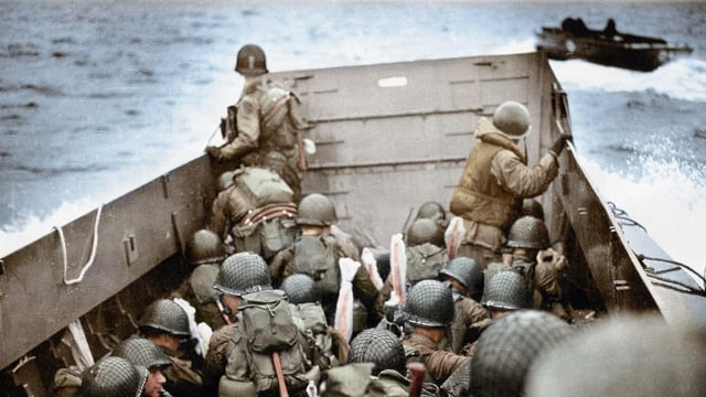 D-Day Commemoration 2020